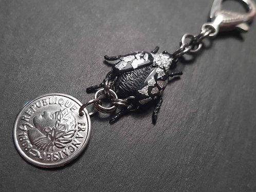 Bijoux de sac bébète l'argent ek un tite monnaie - 3159