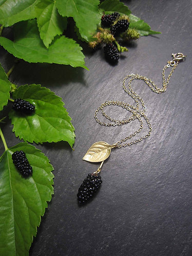 """Collier original or gold filled """"murier..."""" - 2753"""