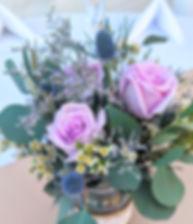 wedding flower arrangments