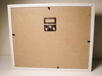 cadre photo fait main free un cadre avec un coeur d ralis luaide de plusieurs couches de papier. Black Bedroom Furniture Sets. Home Design Ideas