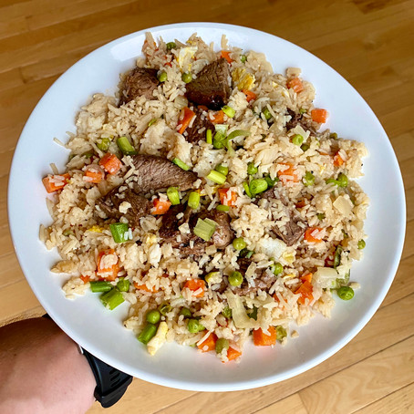 Fried Rice - Create Your Own