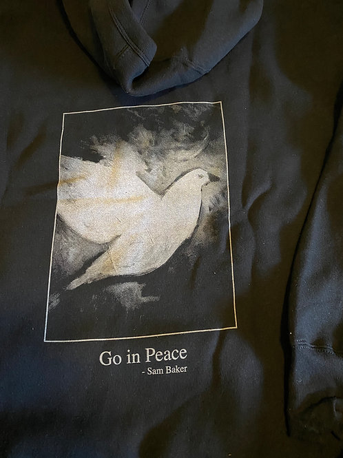 Go in Peace Hoodie