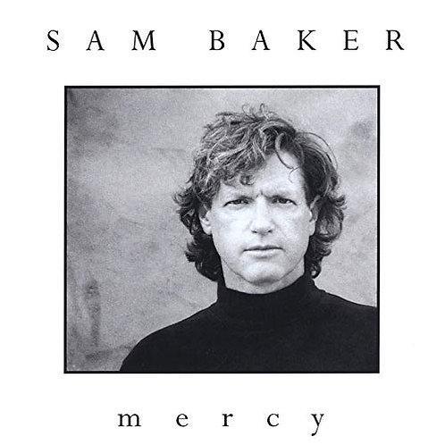 mercy CD - original packaging