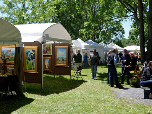 54th Annual Art in the Park