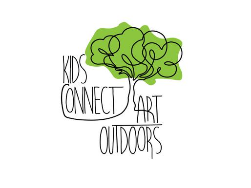 KIDS CONNECT | ART OUTDOORS