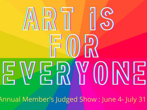 SVAC annual Member's Judged Show