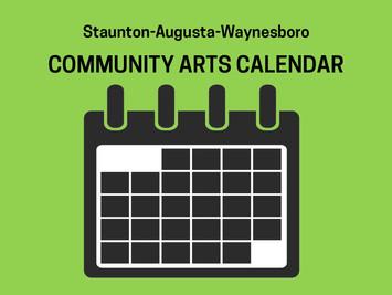 Community Arts Calendar