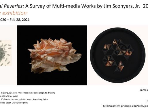 Online gallery now open for MBU/BSSS professor and artist Jim Sconyers
