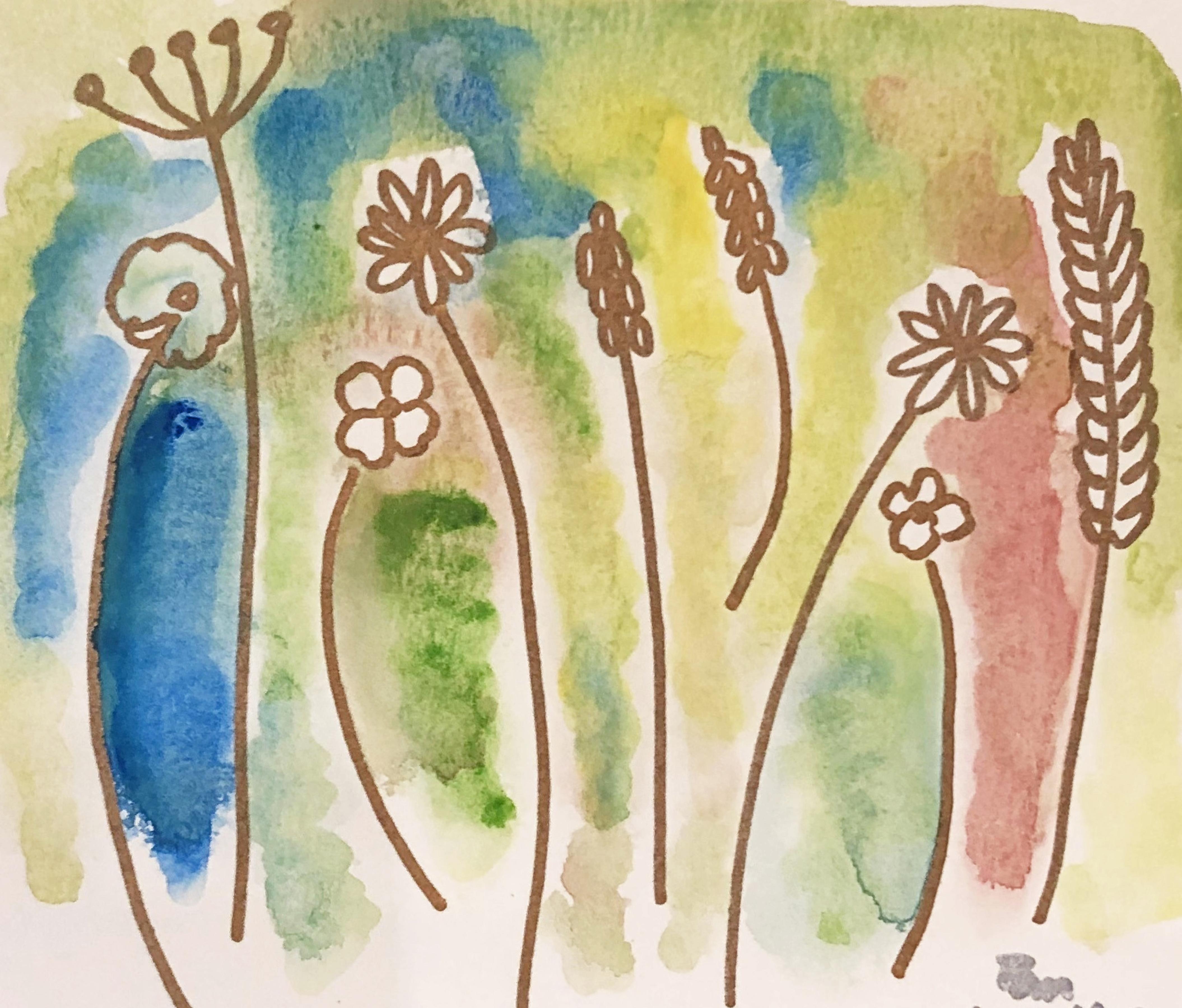 Flower Rhythm