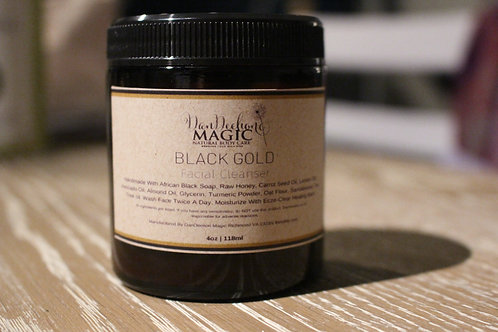 Black Gold Facial Cleanser
