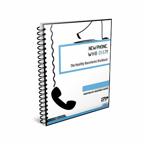 Healthy Boundaries Workbook