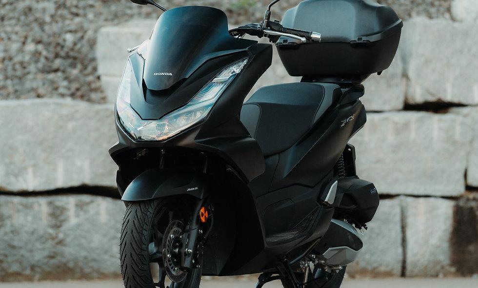 Roller-Miete Honda PCX 125 ABS
