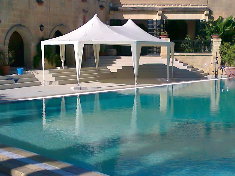 Tents | Audio System Malta Event Equipment Rental