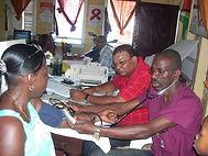 GLITR Guyana clinic