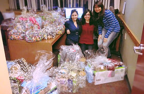 GLITR Care packages for the homeless