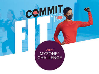 Commit to Fit 2021 Myzone Challenge web