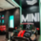 BMW-MINI Showroom Highlight Car by Andy Juy Interior Designs