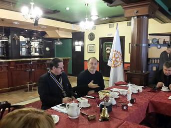 Виктор Шамрай:  На повестке - конструктивный диалог бизнеса и власти.