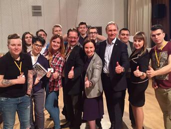 RYLA-2017 В Тольятти!  Завершился международный слет молодых предпринимателей
