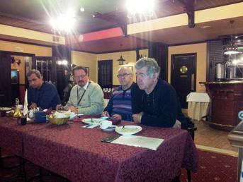 Гостевое заседание. Презентация деятельности членов Ротари.