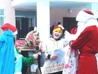 Детский дом встречает Масленицу