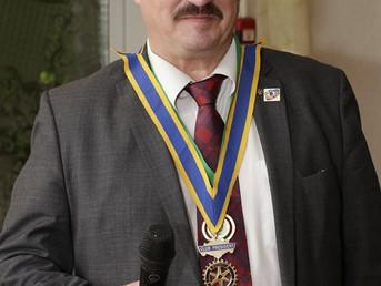 Новый президент РК Меркурий Тольятти 2016-2017 Лунис Александр