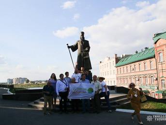 Большой тур к Дню туризма
