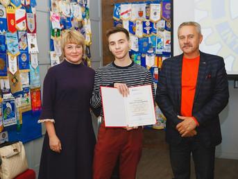 Новые стипендиаты Ротари в Тольятти