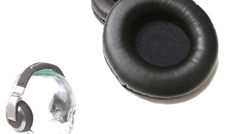Pro-group(プロ・グループ) / 交換用イヤーパッド フェイクレザー(Black) 【Pioneer(パイオニア) HDJ対応】 1ペア(両耳)の販売