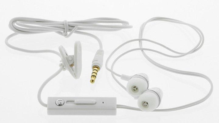 Pro-group(プロ・グループ) / Apple iPhone5/6対応 3.5mmプラグ イヤホンマイク 【ハンズフリー通話対応】