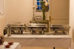 utilisation bain marie pour buffet