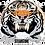 Thumbnail: Stegostore Tiger Sticker