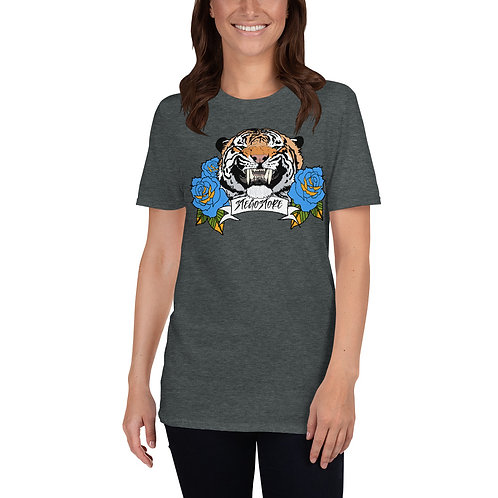 Women's Tiger & Roses T-Shirt
