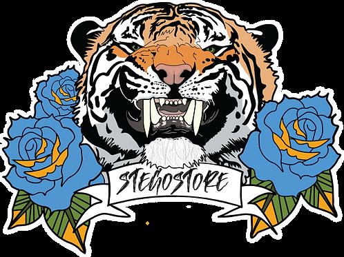 Stegostore Blue Rose Tiger