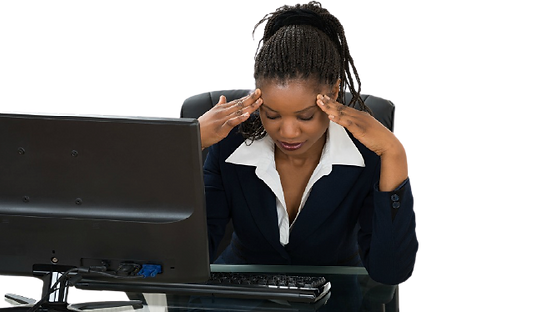bigstock-stressed-businesswoman-11348965