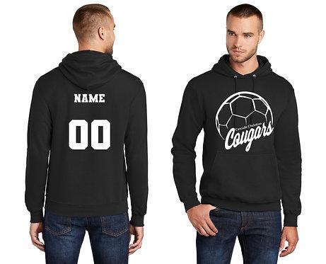 Cotton Sweatshirt - Black
