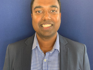 Ensor Consulting Welcome Joshua Masilamani!