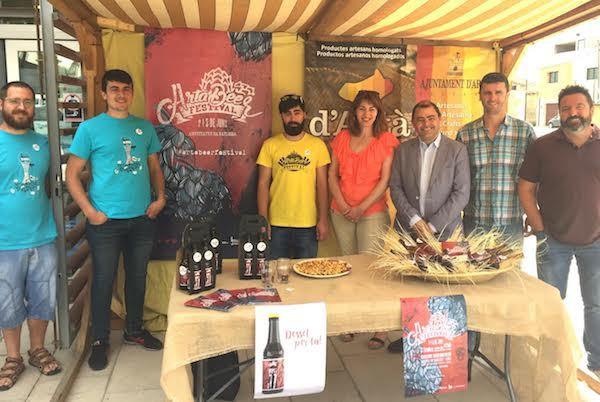 Presentació del III Artà Beer Festival
