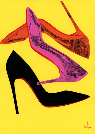 Louboutin - Marc-Antoine Coulon - Icons