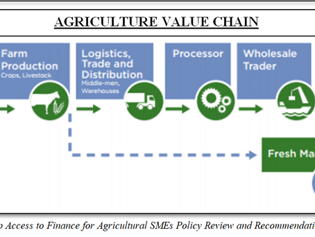 OPPORTUNITIES FOR SMEs INDIAN AGRICULTURAL SECTOR