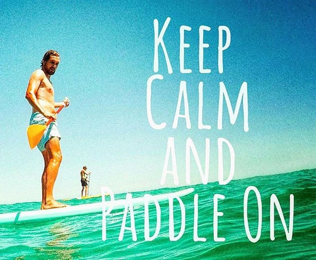 Stand Up Paddle Tour + Picnic