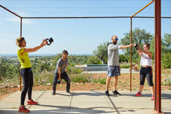 Fitness and gastronomy programs