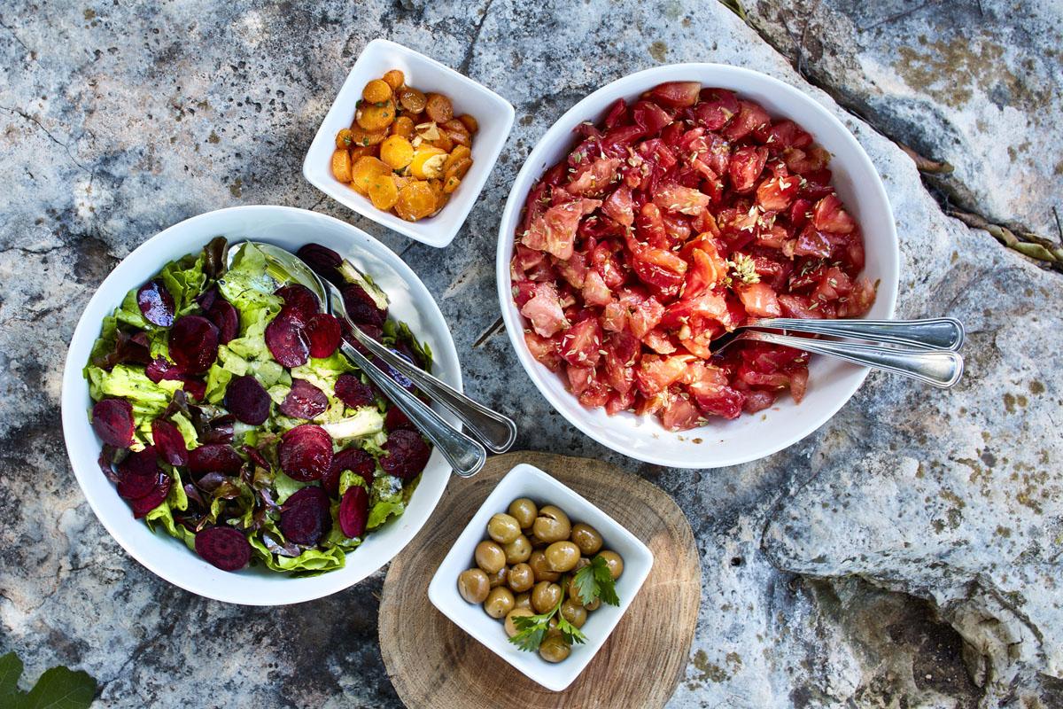 Picnics and light meals