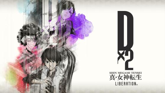 Le jeu mobile Shin Megami Tensei Dx2 Liberation arrive en France !