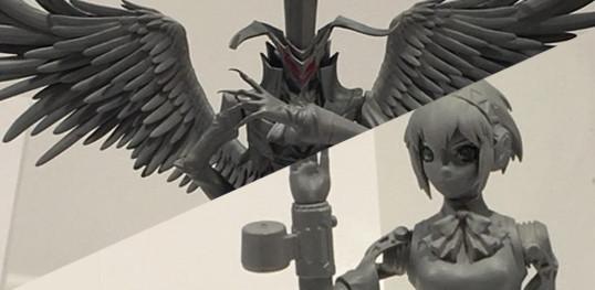 Deux nouvelles figurines Persona par le fabricant Aoshima