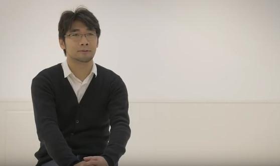 Portrait vidéo de Shigenori Soejima autour de Catherine, par Archipel