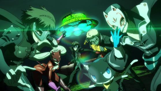 L'épisode 17 de Persona 5 the Animation, maintenant disponible sur Wakanim !