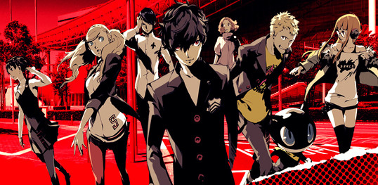 L'anime Persona 5 sera disponible en France (et dévoile son nouvel artwork)