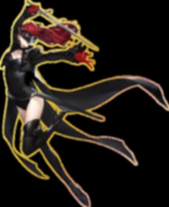 P5R render Kasumi Yoshizawa - Thief ver.