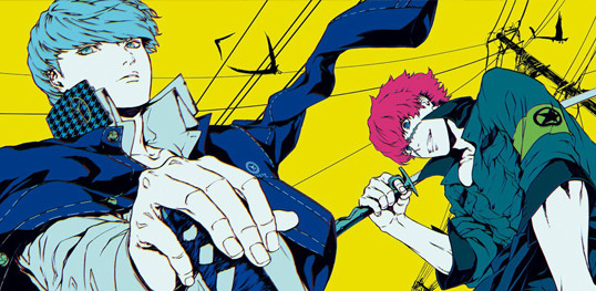 Sortie du tome 3 de Persona 4 : The Ultimax Ultra Suplex Hold, au Japon
